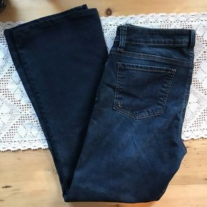 Kut from the Kloth 10 Natalie High Rise blue jean